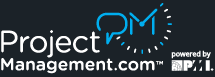project management dot com logo